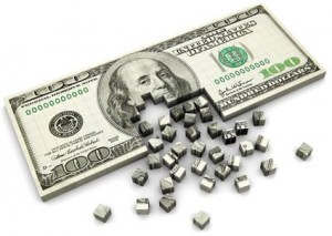 Your savings account is costing you money because of inflation