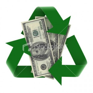 You can Make Money From Many Different Recycled Products