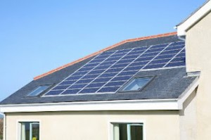 save money with solar energy